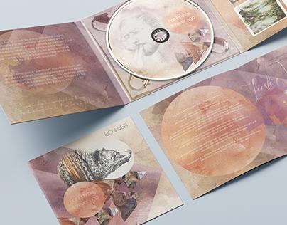 CD album concept I Bon Iver - For Emma, forever ago