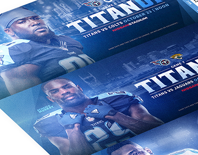 Tennessee Titans Season Tickets