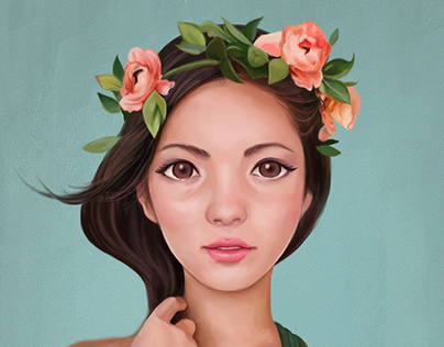 2013-2014 Digital Painting