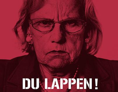 Alte Leipziger – Zeig, dass du kein Lappen bist!