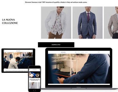 giovanniscarano.com   website development