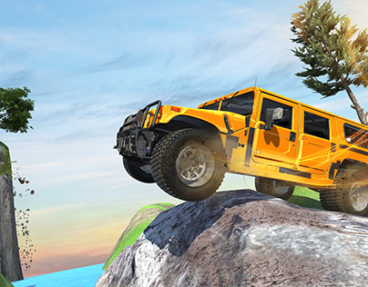 Off-road Driving Game