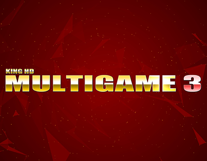 KING HD Multigame 3 screen saver for EGT Multiplayer