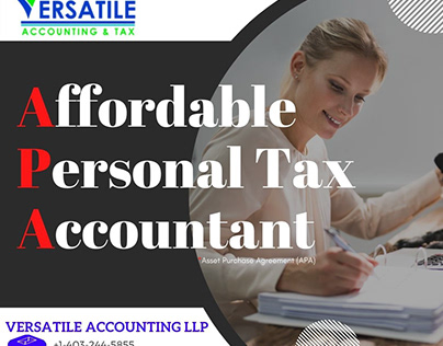 Affordable Personal Tax Accountant