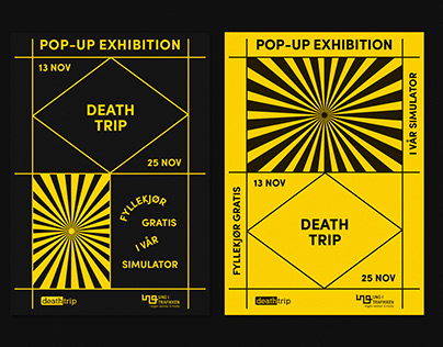 Deathtrip Pop-Exhibition