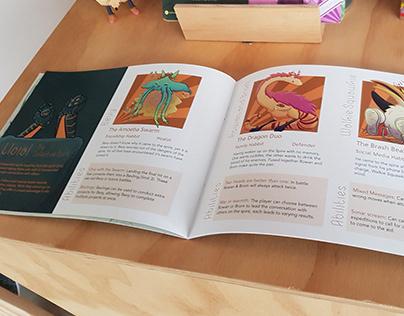 Habbit Guidebook - Concept Art Book