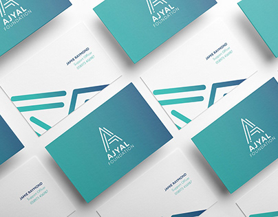 Ajyal Foundation Brand Identity
