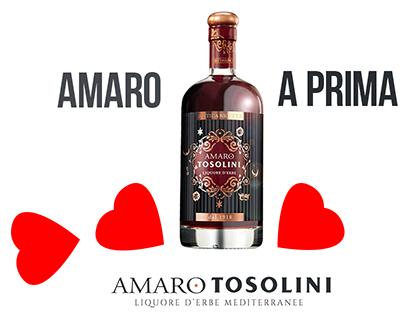 Facebook post for Amaro Tosolini