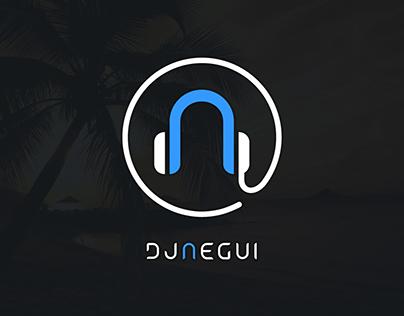 DJ Negui - Identity & web design
