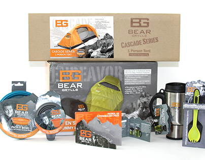 Bear Grylls Outdoor Gear