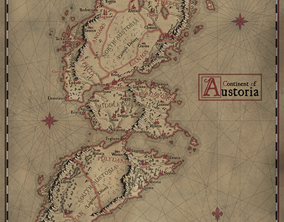 Austoria - An exploration of styles