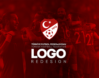 Türkiye Futbol Federasyonu Logo Redesign