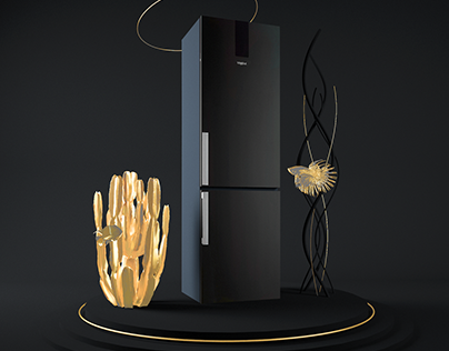 """Concept for Whirlpool, """"W Collection Black Fiber"""""""