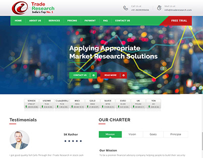 Trade Research
