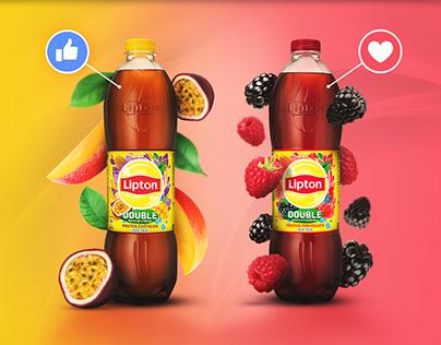 Digital Advertising | LIPTON