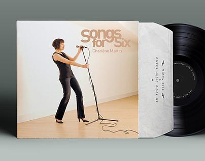 Songs for Six _ Charlene Martin