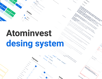 Atominvest Design System