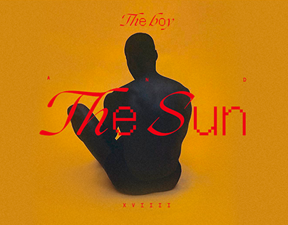 THE BOY AND THE SUN. [Type exp]