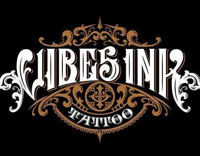 Vibes Ink Tattoo logo design