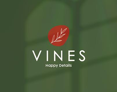 Vines Brand | هُوية فاينس للهدايا
