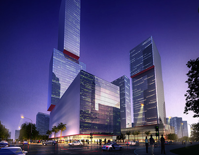 1103/Wanxiang Towers_First Approach_Proposal 3