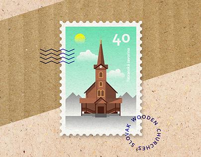 Slovak Wooden Churches