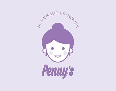 Penny's Homemade Brownies
