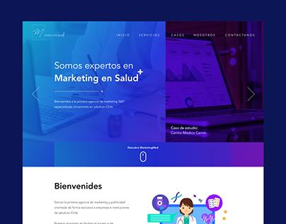 WEB: MarketingMed by MasMargen