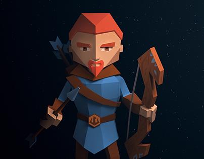 Archer Character Development