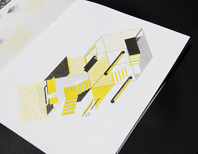 Yellow House - Lentejas Press COR #6