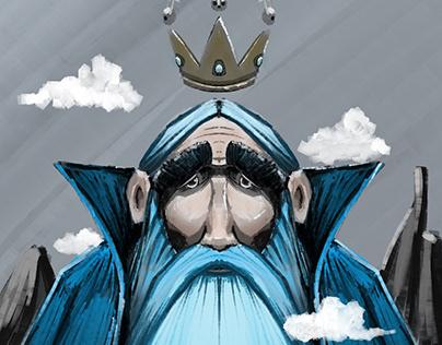 Giant king
