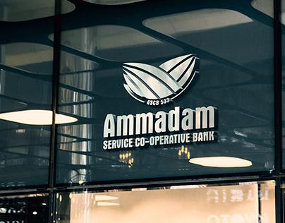 Ammadam Service CoOp Bank | LOGO