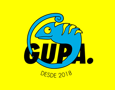 Logo GUPA.