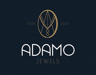 Adamo Jewels Branding