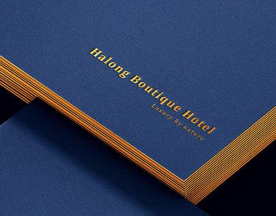 Halong Boutique Hotel | Brand Visual Experience