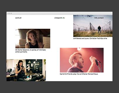 vistapoint.tv — Website