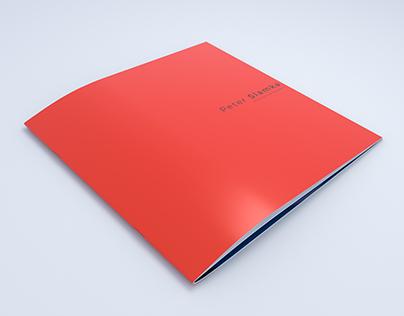 Portfolio magazine design