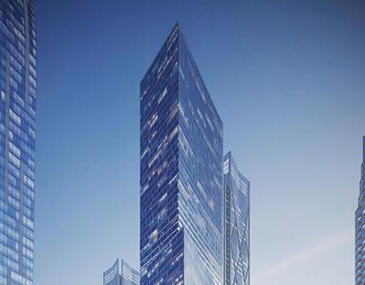 Skyscraper Project in Toronto