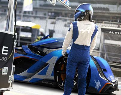 Le Mans Alpine A-2030