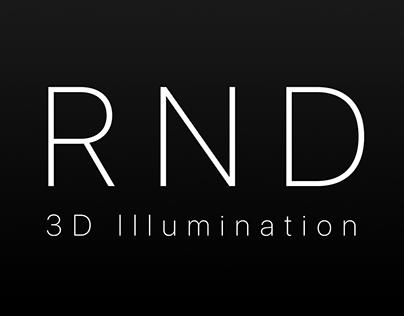 RND 3D Illumination