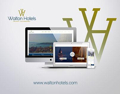 Walton Hotels Web Site