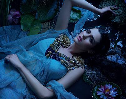 Abhigyan Shakuntalam Haute Couture designs