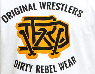 DRW MONOGRAM (Dirty Rebel Wear)