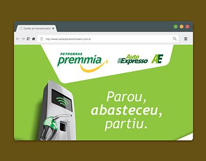 Projeto Petrobras Premmia e Auto Expresso