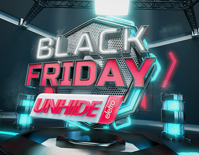 Projeto Black Friday - Curso na Unhide School