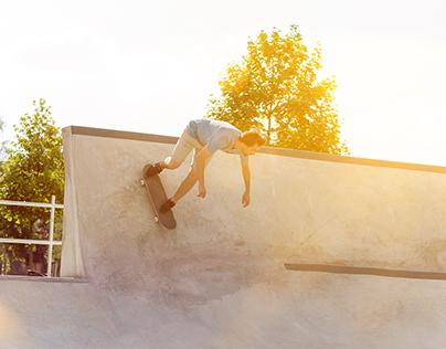 Ride on new Skatescape