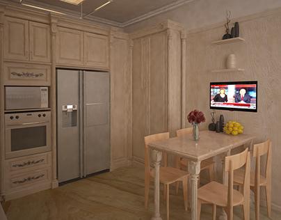 Kitchen - sheraton city