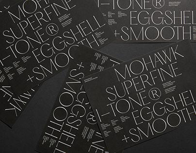 Mohawk® paper sampler for Antalis