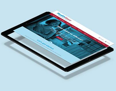 HNAS Website Re-design