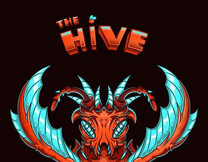 Digital Art - The Hive